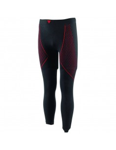Pantalones Térmicos Dainese D-Core Thermo LL | Negros y rojos