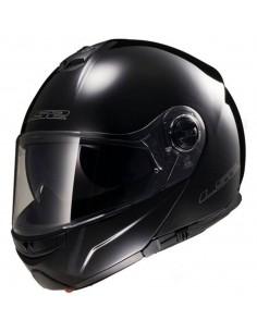 Casco LS2 Strobe Solid Negro