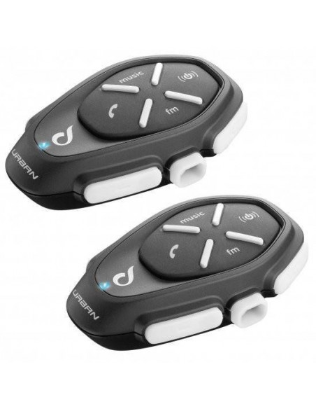 Intercomunicador Interphone Urban Twin Pack