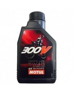 Aceite Motul 300v Off Road 5w40 1l.