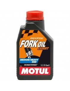 Aceite Motul Hidraulico Fork Oil Expert Med/Heavy 15w