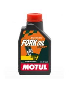 Aceite Motul Fork Oil Expert Ligth 5w 1l