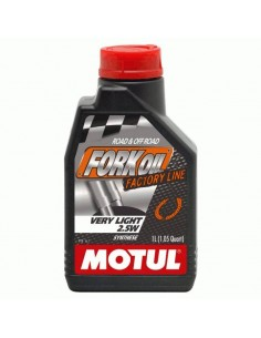 Aceite Motul Fork Fact V Light 2.5w 1l